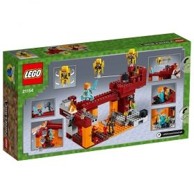 LEGO® Minecraft™ 21154 - The Blaze Bridge
