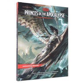 Приключение DUNGEONS & DRAGONS 5TH: PRINCES OF THE APOCALYPSE