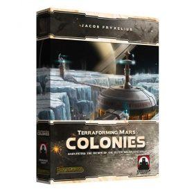 Разширение за Terraforming Mars - Colonies