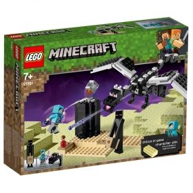 LEGO® Minecraft™ 21151 - The End Battle