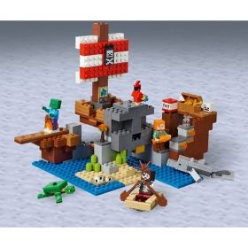 LEGO® Minecraft™ 21152 - The Pirate Ship Adventure