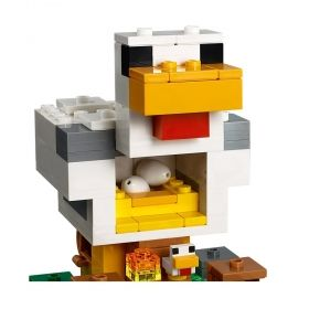 LEGO® Minecraft™ 21140 - The Chicken Coop