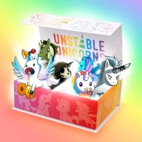 SELF-PUBLISHED UNSTABLE UNICORNS