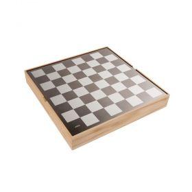 Луксозен ръчно изработен шах Manopoulos - Малък