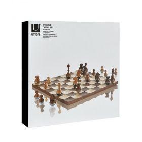 Луксозен ръчно изработен шах Manopoulos - 40 x 40 см
