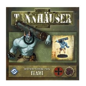 TANNHAUSER - ITAMI - SINGLE FIGURE PACK