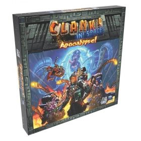 RENEGADE GAME STUDIOS CLANK! IN! SPACE! APOCALYPSE!