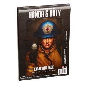 INDIE Boards&Cards FLASH POINT: FIRE RESCUE - HONOR & DUTY