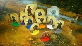 KOSMOS LEGENDS OF ANDOR: NEW HEROES