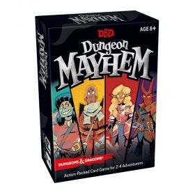 WIZARDS OF THE COAST DUNGEON MAYHEM