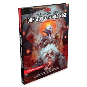 WIZARDS OF THE COAST DUNGEONS & DRAGONS 5TH EDITION: WATERDEEP: DUNGEON OF THE MAD MAGE
