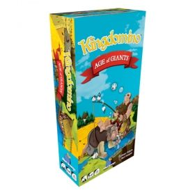 BLUE ORANGE KINGDOMINO: AGE OF GIANTS