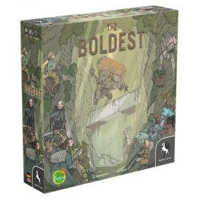 EDITION SPIELWIESE THE BOLDEST