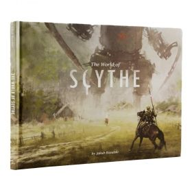 STONEMAIER GAMES SCYTHE: ART BOOK