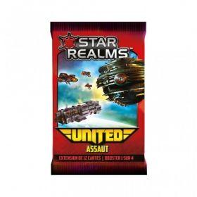 Разширение за Star Realms - United – Assault
