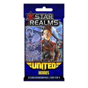 Разширение за Star Realms - United – Heroes