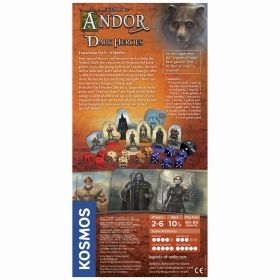 KOSMOS LEGENDS OF ANDOR: DARK HEROES