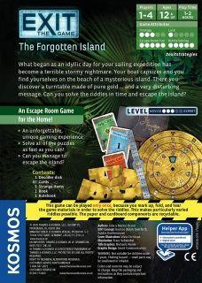 KOSMOS EXIT: THE GAME - THE FORGOTTEN ISLAND