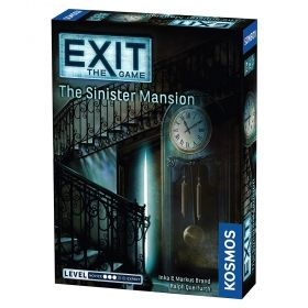 KOSMOS EXIT: THE GAME - THE SINISTER MANSION