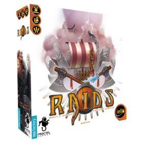Настолна игра Raids, семейна