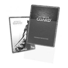 ULTIMATE GUARD ПРОТЕКТОРИ ULTIMATE GUARD KATANA SLEEVES 66x91 (63.5x88 LCG) - 100 БР. ПРОЗРАЧНИ