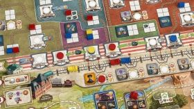 PEGASUS SPIELE GREAT WESTERN TRAIL: RAILS TO THE NORTH (НЕМСКО ИЗДАНИЕ)