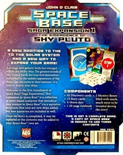 AEG SPACE BASE: THE EMERGENCE OF SHY PLUTO