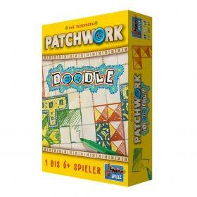 Настолна игра Patchwork Doodle