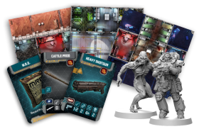 CMON LIMITED ZOMBICIDE: INVADER