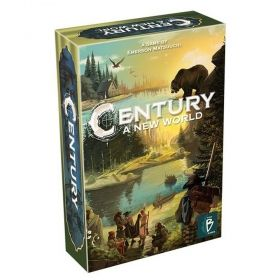Настолна игра Century - A New World