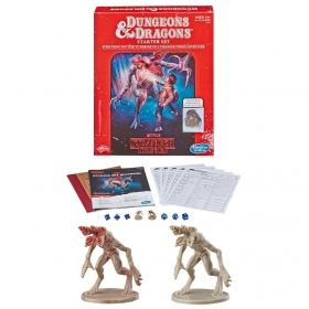 WIZARDS OF THE COAST STRANGER THINGS DUNGEONS & DRAGONS STARTER SET