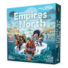 Настолна игра Imperial Settlers - Empires of the North