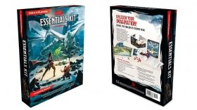 WIZARDS OF THE COAST DUNGEONS & DRAGONS 5TH EDITION: ESSENTIALS KIT