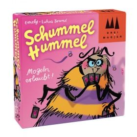 DREI MAGIER SPIELE SCHUMMEL HUMMEL