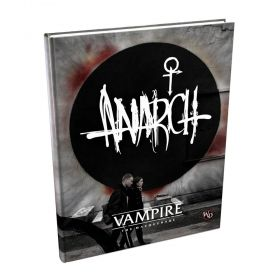MODIPHIUS ENTERTAINMENT VAMPIRE: THE MASQUERADE ANARCH BOOK (5TH EDITION)