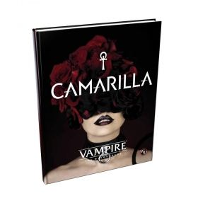 MODIPHIUS ENTERTAINMENT VAMPIRE: THE MASQUERADE CAMARILLA BOOK (5TH EDITION)