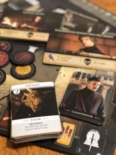 RENEGADE GAME STUDIOS GAME OF THRONES: OATHBREAKER