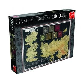GAME OF THRONES - PUZZLE - 1000 pieces