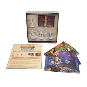 RENEGADE GAME STUDIOS CLANK! LEGACY: ACQUISITIONS INCORPORATED - UPPER MANAGEMENT PACK