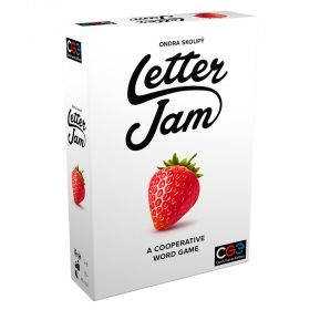 CZECH GAMES EDITION LETTER JAM + PROMO CHIP #9
