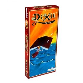 Разширение за Dixit - Quest (2-ро)