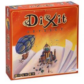 Настолна игра Dixit - Odyssey