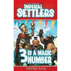 IMPERIAL SETTLERS: 3 IS A MAGIC NUMBER Expansion