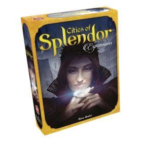 Разширение за Splendor - Cities of Splendor