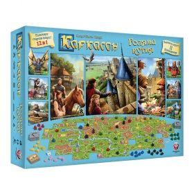 Настолна игра Каркасон - Голяма кутия