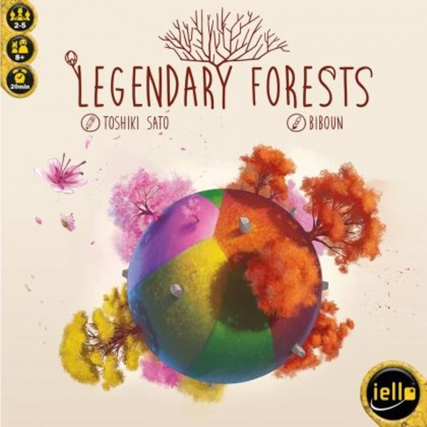 Настолна игра  Legendary Forests