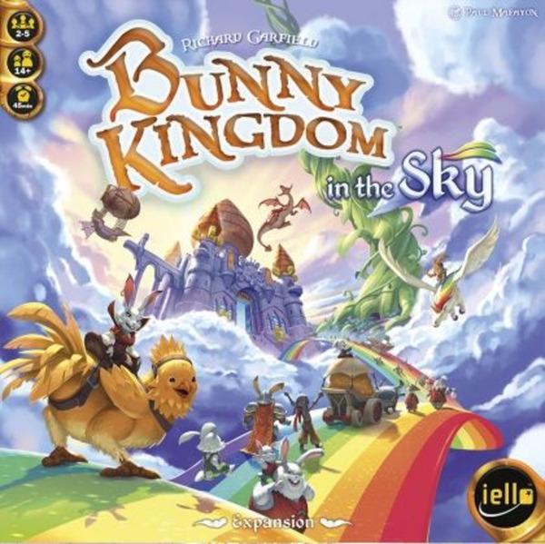 Разширение за Bunny Kingdom - In the Sky