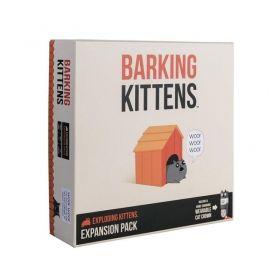 Разширение за Exploding Kittens/Експлодиращи Котета - Barking Kittens