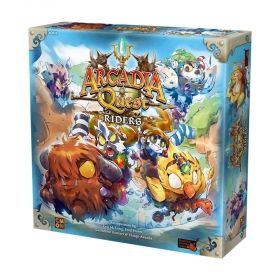 CMON LIMITED ARCADIA QUEST: RIDERS