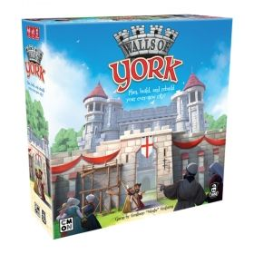 Настолна игра Walls of York